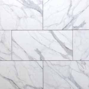 12x24 Alpine White Matte Tile