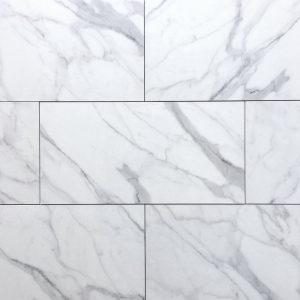 12x24 Alpine White Matte Tile