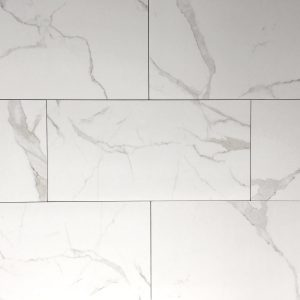 12x24 Calacutta Polished Tile