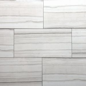 12x24 Denver Strada Grey Polished Tile