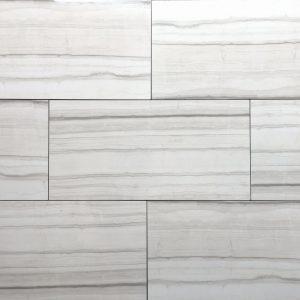 12x24 Denver Strada Grey Polished Tile