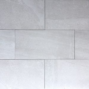 12x24 Elite Smoke Grey Dark Matte Tile
