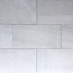 12x24 Elite Smoke Grey Dark Matte Tile